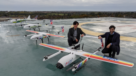 Green light for test-carrying drones for NHS